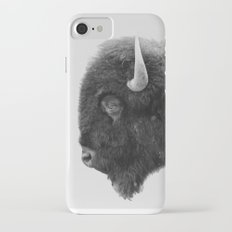 buffalo profile iPhone 7 Slim Case