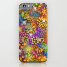 Stained Glass look Series 4 iPhone 6s Slim Case