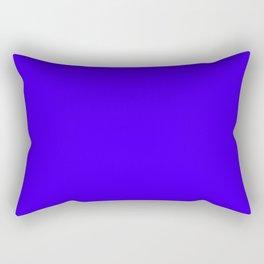 Ultramarine - solid color Rectangular Pillow