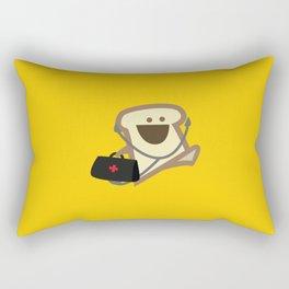 Dr Toast, On Call Rectangular Pillow