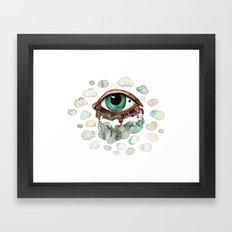 Tiny Window Framed Art Print