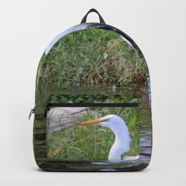 Elegant Grace Backpack