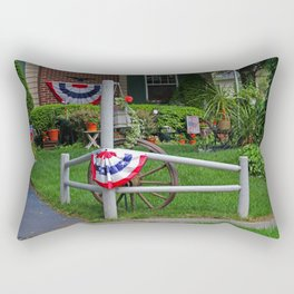 Old West End on Robinwood Rectangular Pillow