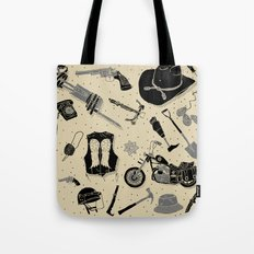 Artifacts: Walking Dead Tote Bag