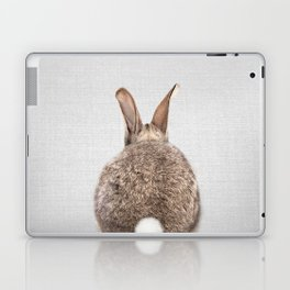 Rabbit Tail - Colorful Laptop & iPad Skin