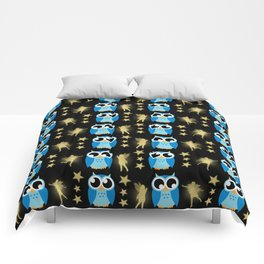 Owl Pattern Comforters
