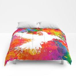 Hummingsplat - Colorless Comforters