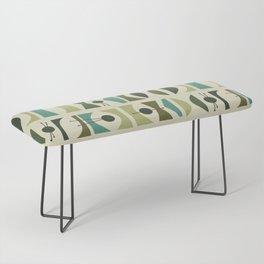 Tromen - Green Bench