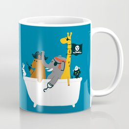 Everybody wants to be the pirate Coffee Mug