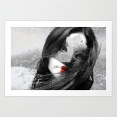 Let Me Tell You The Story II Art Print