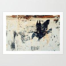 Seeking Art Print