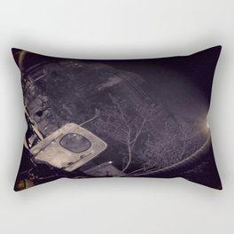 Midnight in Tehran Rectangular Pillow