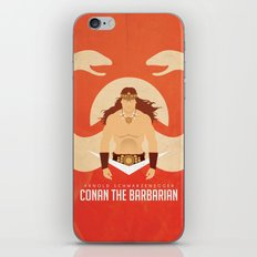 SON OF CROM iPhone & iPod Skin