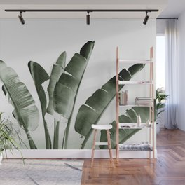 Traveler palm Wall Mural