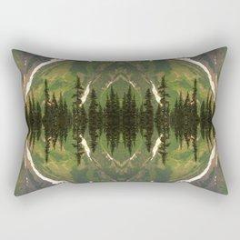 Dease Lake Dreams Rectangular Pillow