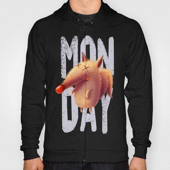 Monday fox Hoody