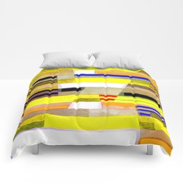 Paul Klee Monument in Fertile Country Comforters