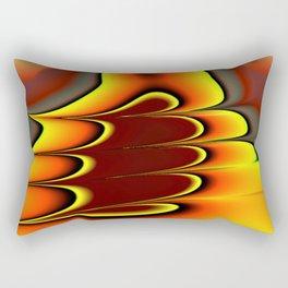 Troubled Direction Rectangular Pillow