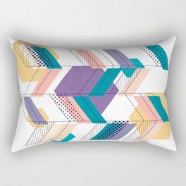 Unfinished II Rectangular Pillow