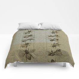 Bee Line Comforters