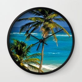 SEA DREAMING Wall Clock