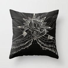 Breath of Dawn Throw Pillow