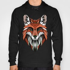 Fox // Colored Hoody