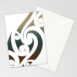 Maori Style Stationery Cards