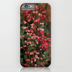 Little Red Flowers iPhone 6s Slim Case