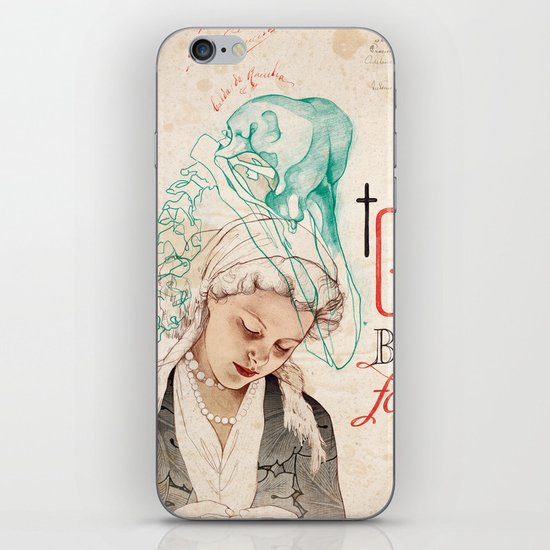 Dodo Love iPhone & iPod Skin