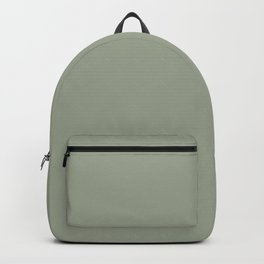 Sage x Simple Color Backpack