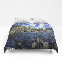 Pen yr Ole Wen and Tryfan Comforters