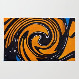 Monarch, Spiralized Rug