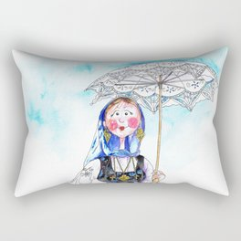 MARIA FROM DOURO-PORTUGAL Rectangular Pillow