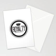You Are #Royalty Stationery Cards