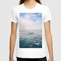 michigan T-shirts featuring Lake Michigan by Pan Kelvin