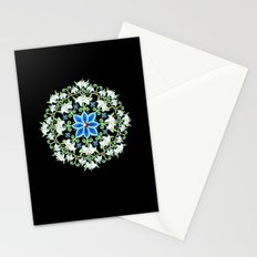 Folkloric Flower Crown Stationery Cards