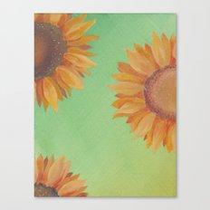 Asteraceae Canvas Print