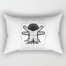LEO (back) Rectangular Pillow