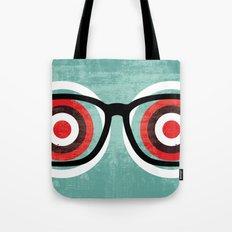 bullseyes Tote Bag