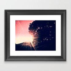 My Little Sunshine Framed Art Print