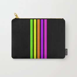 Rainbow Stripes VI Carry-All Pouch