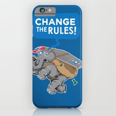 CHANGE The RULES Slim Case iPhone 6s