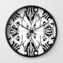 showgirls Wall Clock