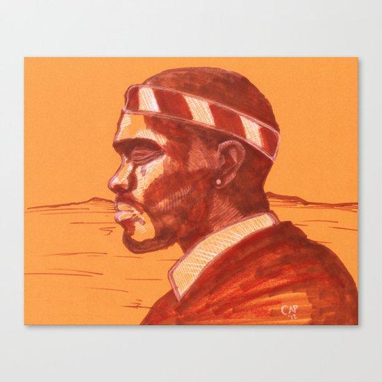 """Channel Orange"" by Cap Blackard Canvas Print"