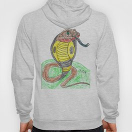 Egyptian Cobra Hoody