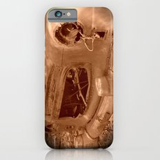 The Old Car In The Woods iPhone 6s Slim Case