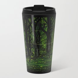 Firefly Forest Metal Travel Mug