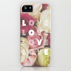 love love love iPhone (5, 5s) Slim Case