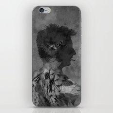 A tribute to Alain Bashung iPhone & iPod Skin